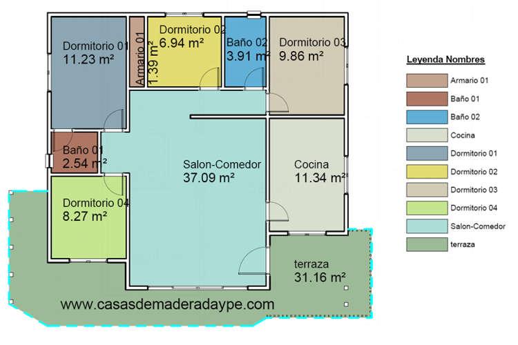 Casas de madera madrid precios y ofertas daype - Casas canadienses madrid ...