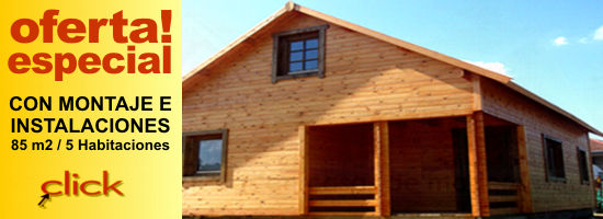 Casas de madera modelos precios y ofertas daype tattoo for Precios cabanas de madera baratas