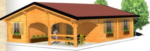 casas de madera algeciras