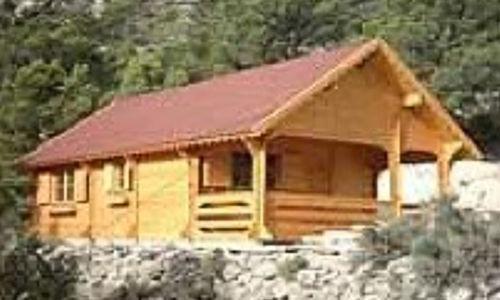 casas de madera andaluca
