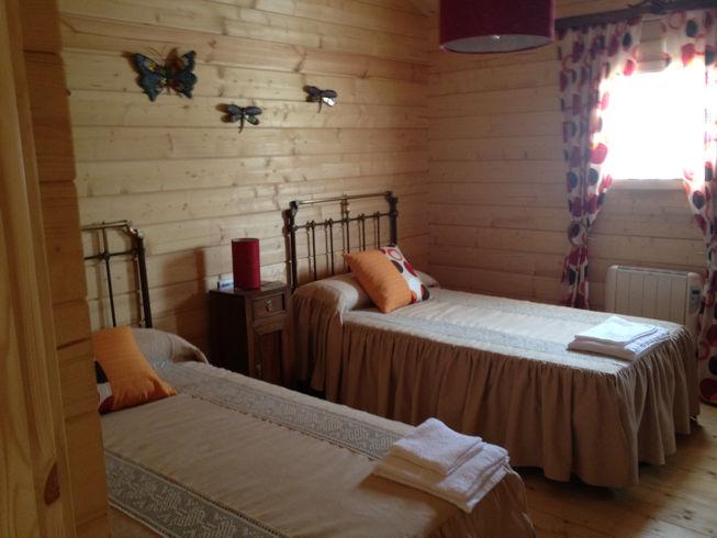 casas de madera modelo Bolaños I | DAYPE