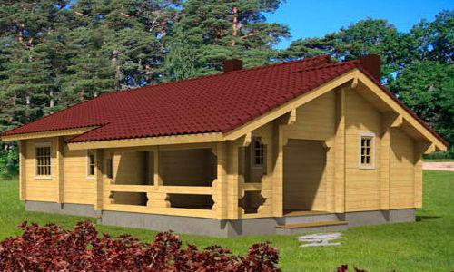 Casas de madera granada best casa de madera rstica with - Casas de madera en granada ...