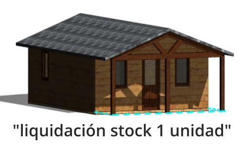 Casas de madera modelo c diz daype - Casas de madera en cadiz ...
