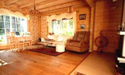 Casas de madera modelo castellon daype - Maderas daype ...