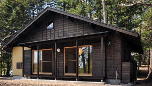 casas de madera castilla