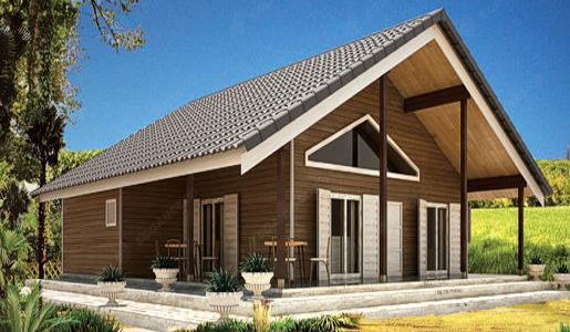 Casas de madera de 70 m2 a 110 m2 modelos y precios for Terrazas economicas chile