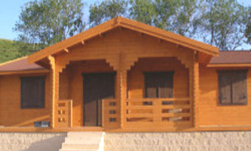 Casas de madera en portugal casas de madera sunny - Casas de madera tropical ...