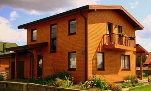 Casas de madera mas de 110 m2 modelos y precios daype - Casas de madera balcan house ...