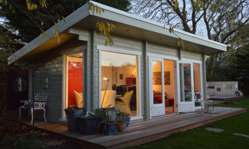 Casas de madera baratas precios ofertas daype for Precios de cabanas prefabricadas