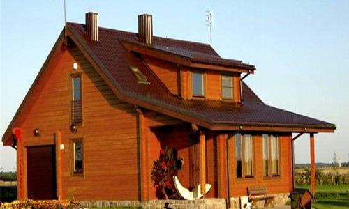 Casas de madera mas de 110 m2 modelos y precios daype - Fotos casas prefabricadas economicas ...