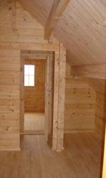 Casas de madera modelo jaen daype - Maderas moral jaen ...