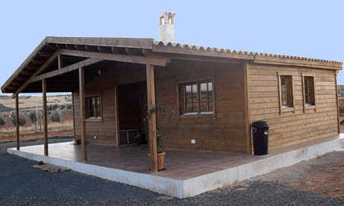 Casas De Madera Modelo Kristy I Daype