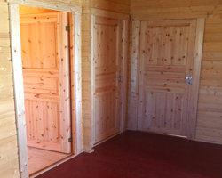 Casas de madera modelo kristy ii daype - Maderas daype ...