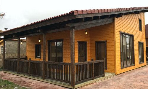 casas de madera londres fresno