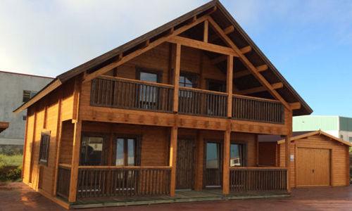 casas de madera marta