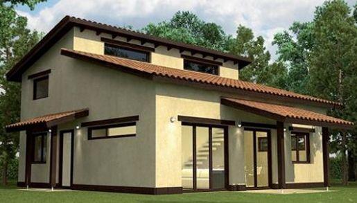 Casas De Madera De 70 M2 A 110 M2 Modelos Y Precios
