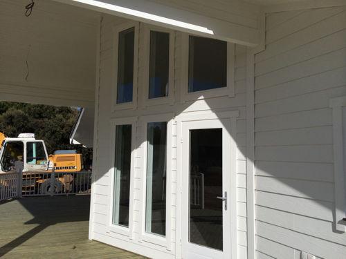 Casas de madera modelo moderna i daype - Maderas daype ...
