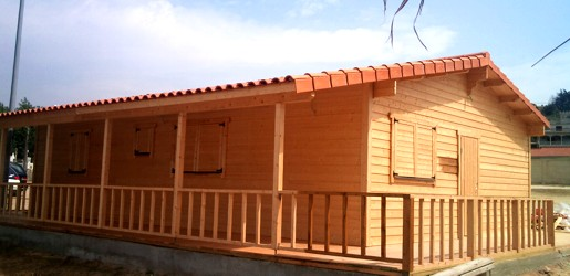 Casas prefabricadas madera casas prefabricadas baratas - Casas de madera en galicia ofertas ...