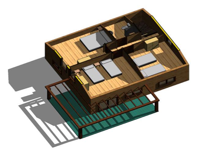 Casas de madera mas de 110 m2 modelos y precios tattoo - Casas de madera y mas ...