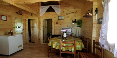 Casas de madera modelo primavera daype - Casas de madera economicas espana ...