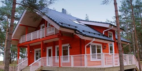 casas de madera santapola
