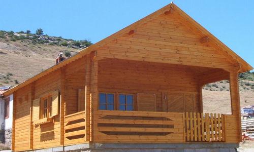 Tejados de madera precios great pergolas de madera de for Tejados de madera casas