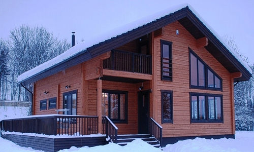 casas de madera toledo