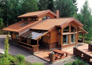 Casas de madera modelo tropical daype - Maderas daype ...