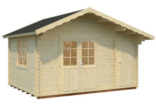 Casetas de jard n y garajes modelos y precios daype for Oferta caseta jardin