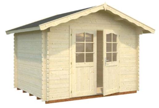 Casetas de jard n y garajes modelos y precios daype for Casetas de jardin de madera