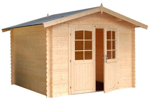 Casetas de jard n modelos y precios daype for Casetas de madera para jardin baratas segunda mano