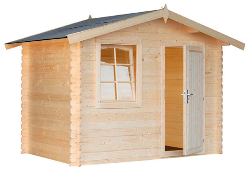 Casetas de madera para jard n brest daype for Casetas para jardin baratas