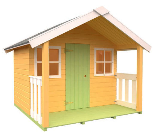 Casetas de jard n modelos y precios daype - Casa de madera jardin ...