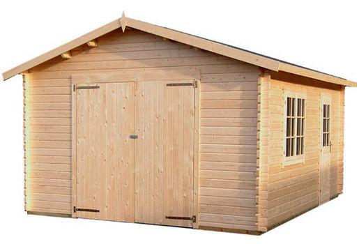 Casetas de madera para jardin casetas y garajes de chapa for Caseta chapa segunda mano