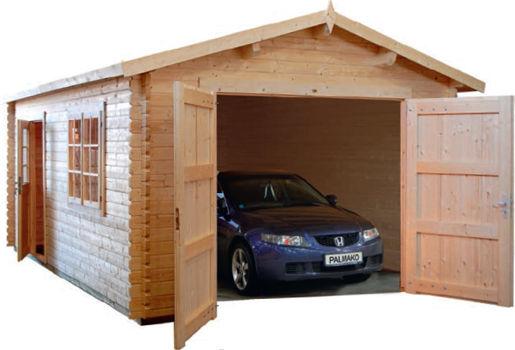 Casetas de madera para jard n garaje 3 daype - Trasteros de madera para jardin ...