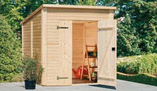 Casetas de jard n modelo jane daype for Casetas de madera para jardin baratas