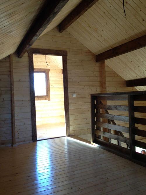 Casas de madera modelo bola os ii daype - Maderas daype ...