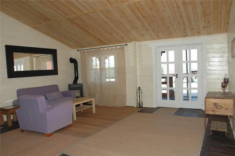 Imagenes de interiores de casas de madera - Interior casas de madera ...