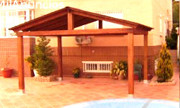 Pergolas y Porches