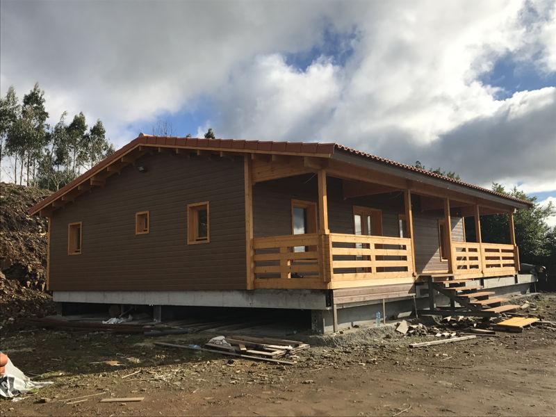 Proceso de montaje de salamanca daype - Casas prefabricadas salamanca ...