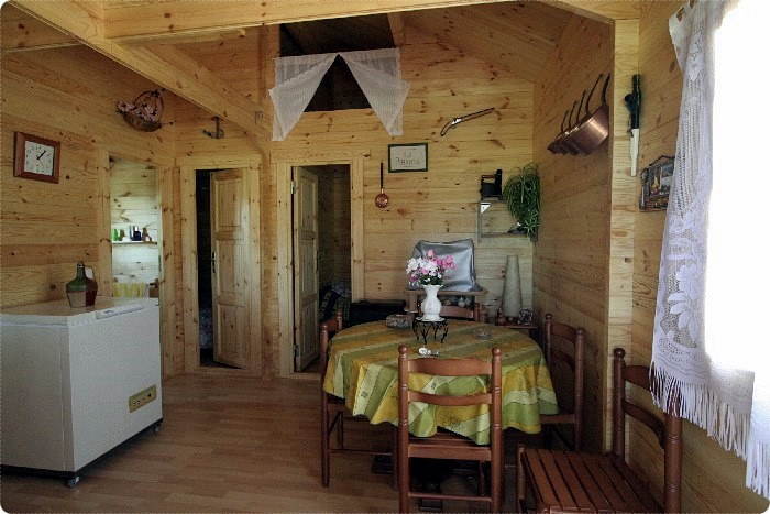 Proceso de montaje de interiores daype - Interiores casas de madera ...